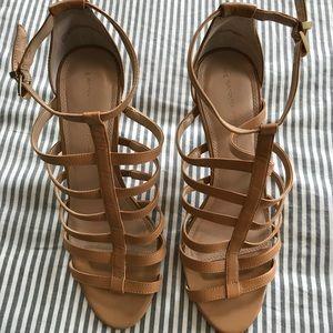 Banaa Republic strappy heels